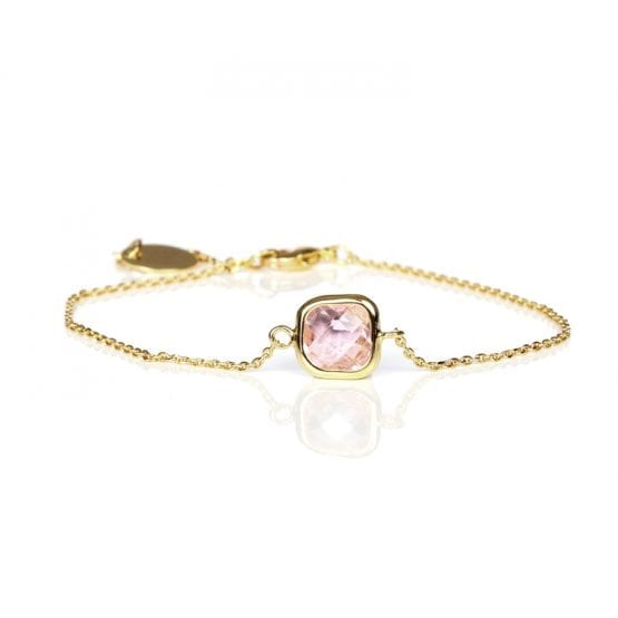 Carryyourself-pink-bracelet
