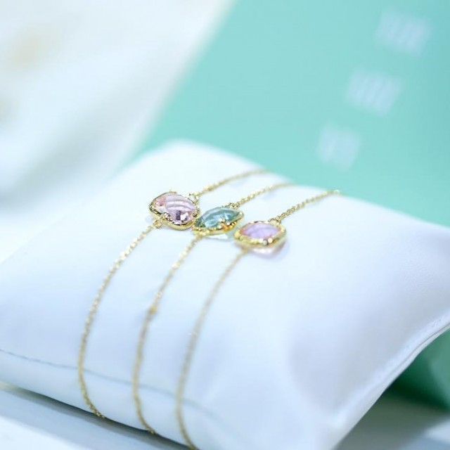 Our adorable One piece bracelet comes in 3 colors hellip
