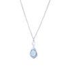 blue-snowdrop-necklace-silver