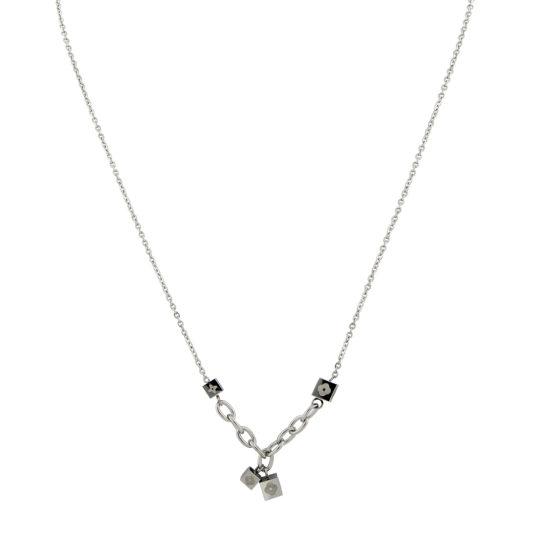 halsband-star-silver