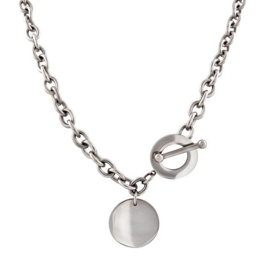 star-halsband-silver